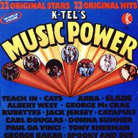 Cover  - Music Power [1975]